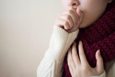 mal au dos en respirant toux infection pulmonaire